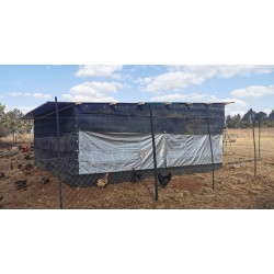 Chicken coup for broilers or layers