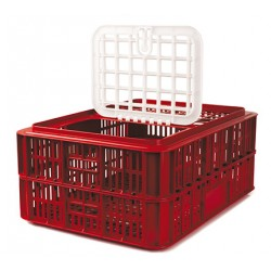 Live Chicken Crate