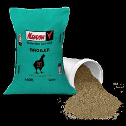 Broiler grower pellets...