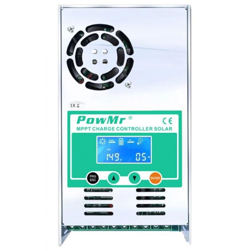 MPPT solar charger 60A