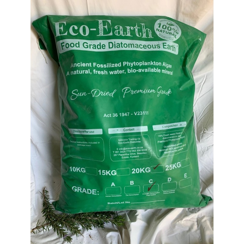 Diatomaceous Earth 20kg